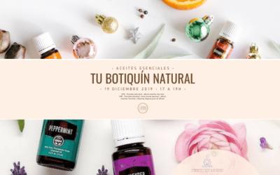 Aceites Esenciales: Tu Botiquín Natural
